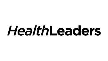 HealthLeaders Media logo